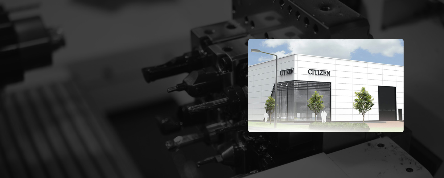 Citizen Machinery – Leading Supplier of CNC Lathes