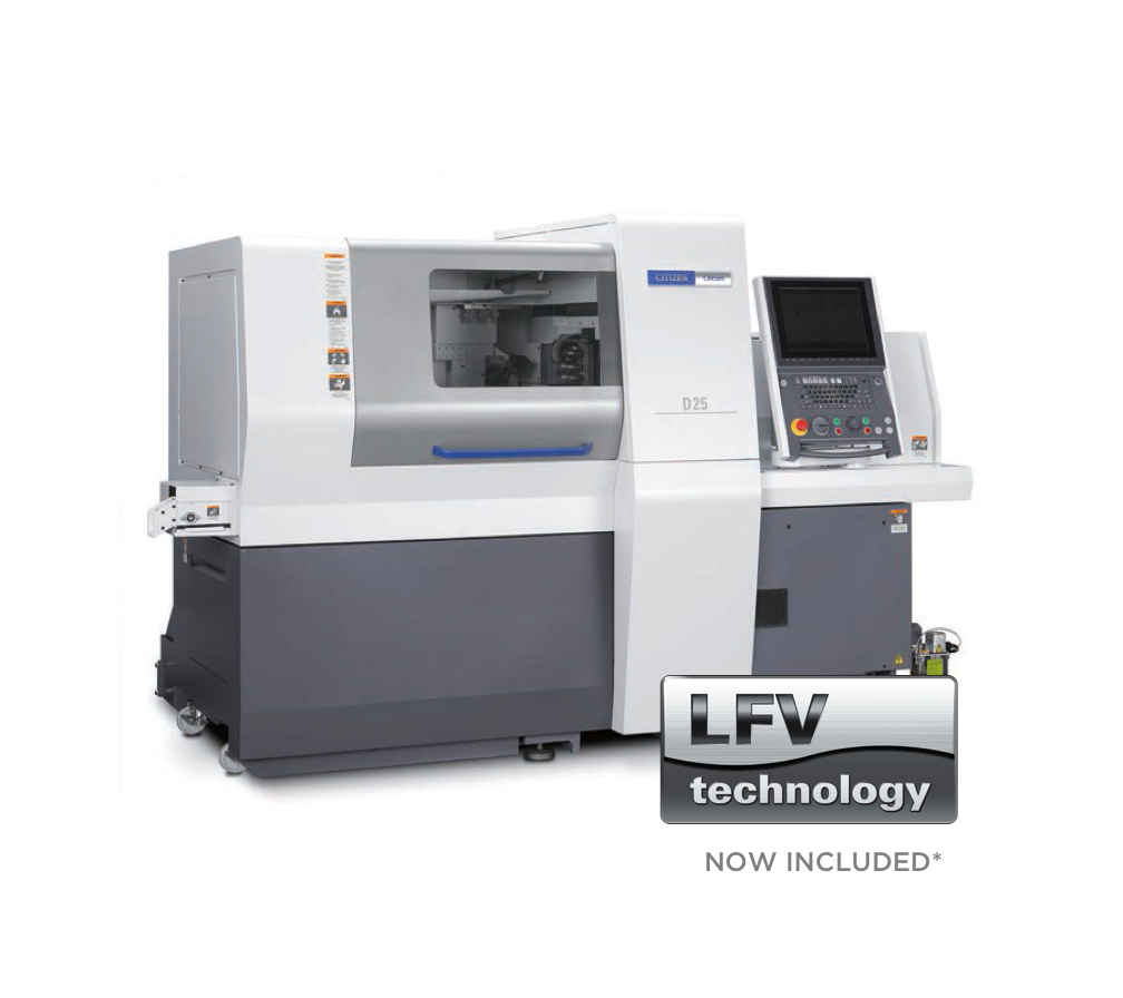 Citizen CNC Machines