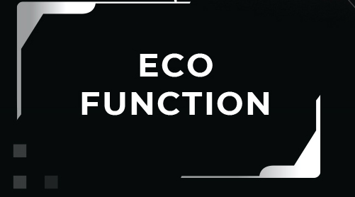 Citizen Machinery EcoFucntion