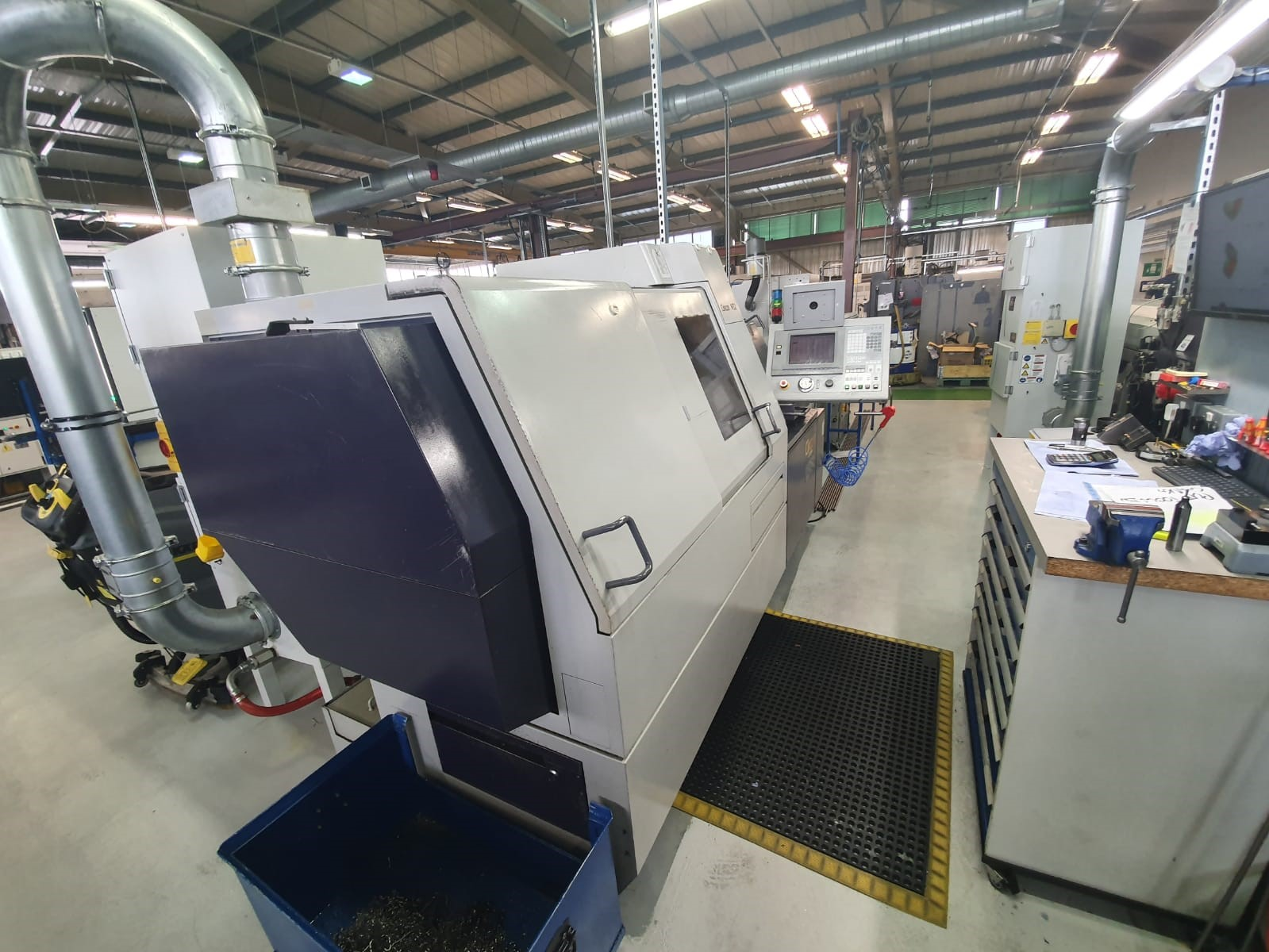 Preowned Citizen M232-III 13 Axis CNC Sliding Headstock Turning Centre
